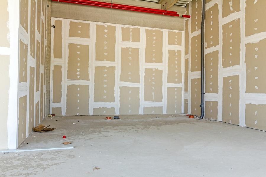 Drywall Repair Huntsville Al